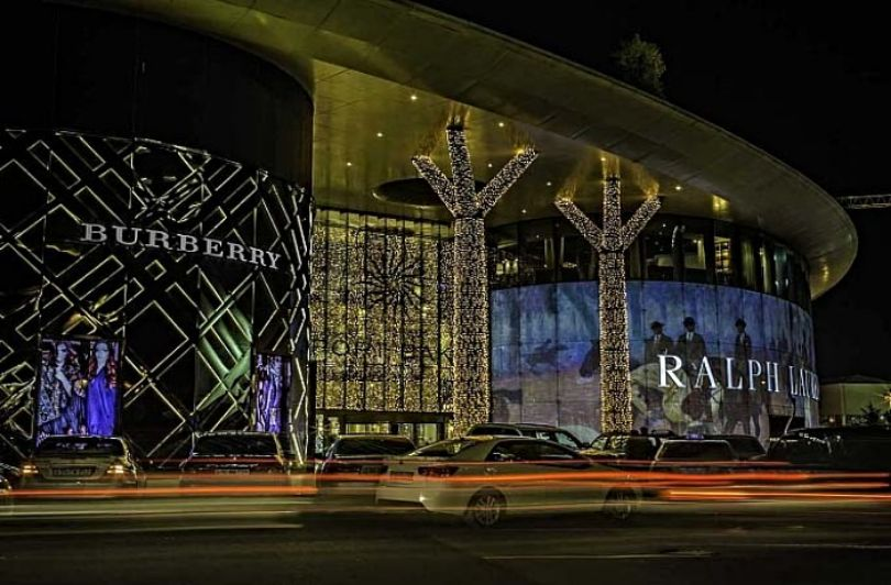 Port Baku Mall Place Where You Can Find The Most Luxurious Brands Of The World